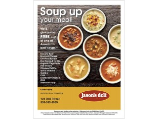 Free Cup of Soup